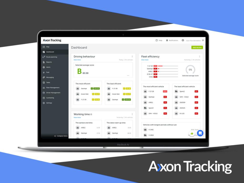 Axxon Fleet Tracking Platform